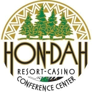 Hon-Dah Resort, Casino, & Conference Center logo (image)