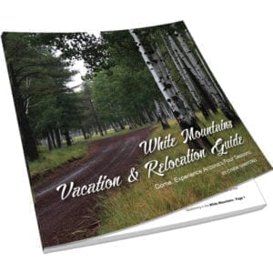 White Mountains Vacation & Relocation Guide book (image)