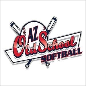 Arizona Old School Softball logo (image)
