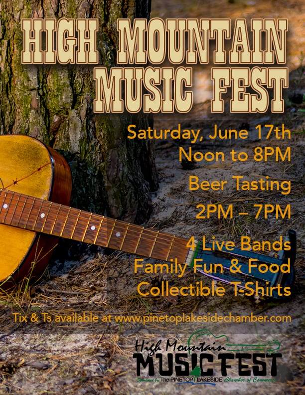 High Mountain Music Fest